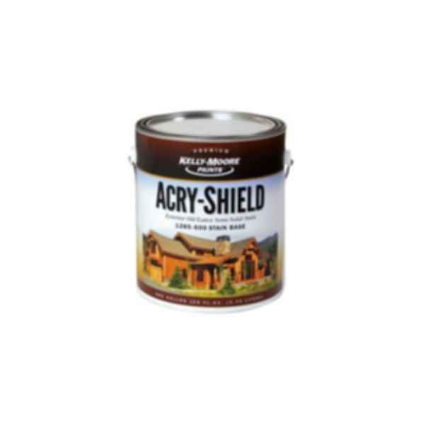 1285 Acry-Shield Exterior Oil/Latex Stain Base