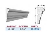 C-1013 cement moulding