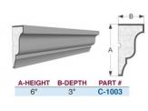C-1003 cement moulding