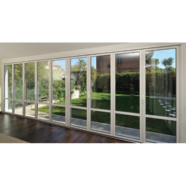 The S.51 All Aluminum Folding Door