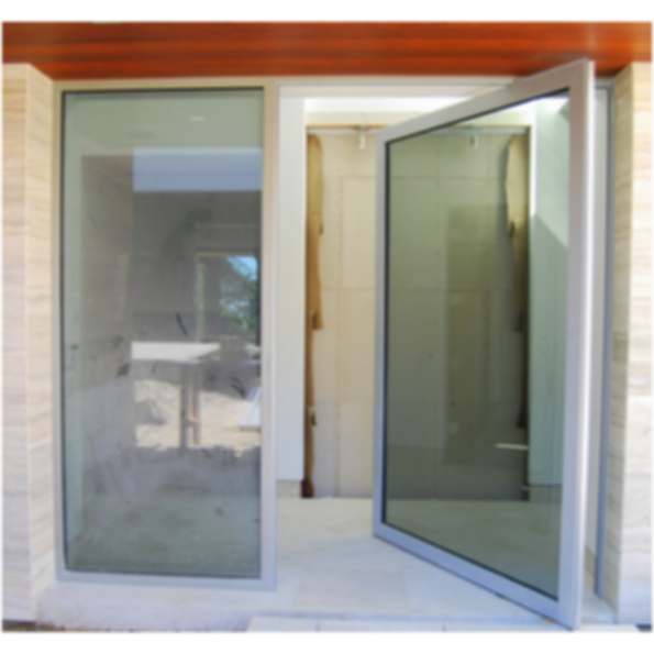 The TS.68 Thermally Broken French & Pivot Door