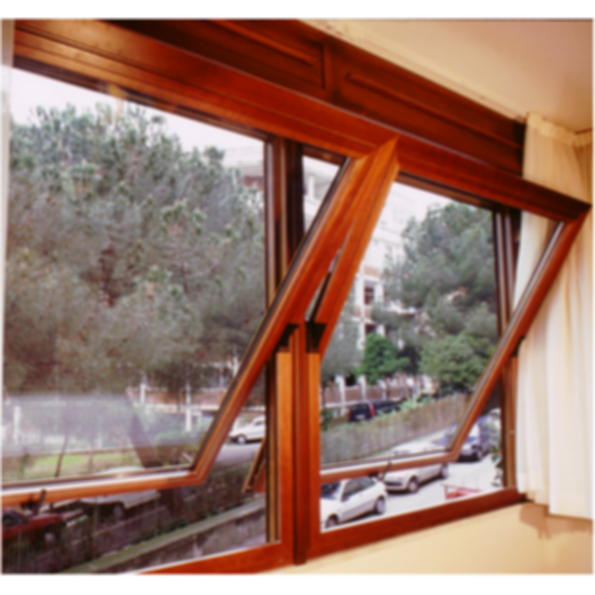 The S.46 Aluminum/Wood Clad Windows