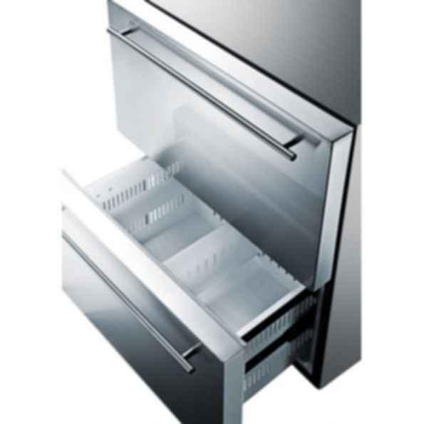 SPRF2D Refrigerator/Freezer