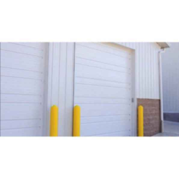 Commercial Ribbed Steel Garage Door - 3220