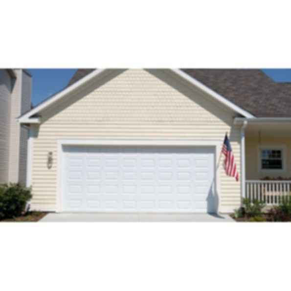 Residential Raised Panel Garage Door 2216 Modlar Com