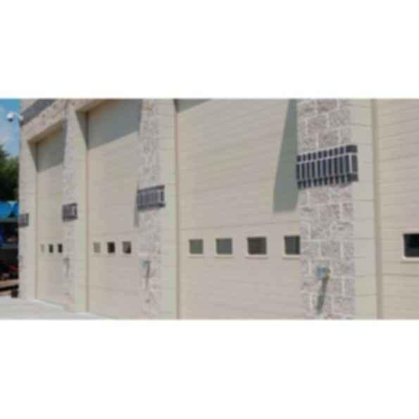 Commercial Micro-Grooved Polystyrene Garage Door - 3285