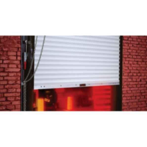 Rolling Steel Fire Door - 7000