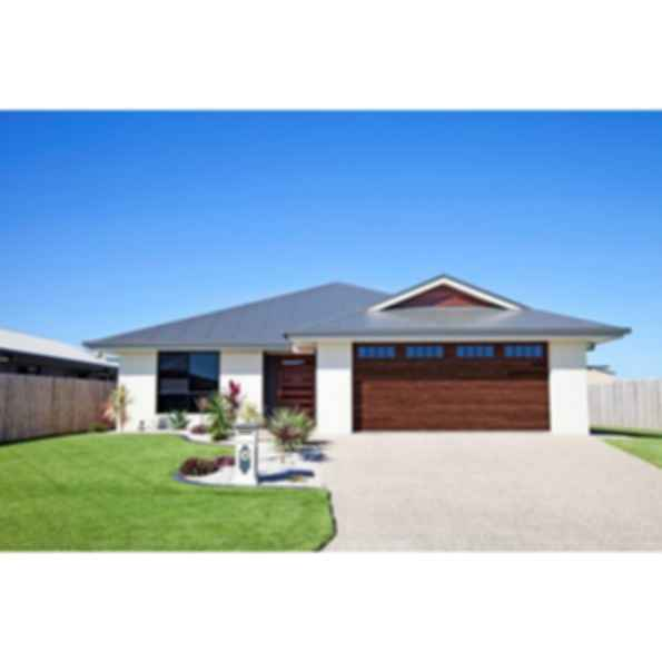 Residential Accents Planks Garage Door - 3216