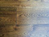 "7.5"" Engineered Oak -Napa- Oiled/Wire Brushed Wood Flooring - R0115F"