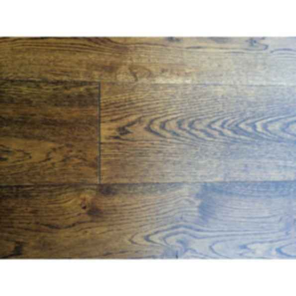 "7.5"" Engineered Oak -Napa- Oiled/Wire Brushed Wood Flooring - R0115F"