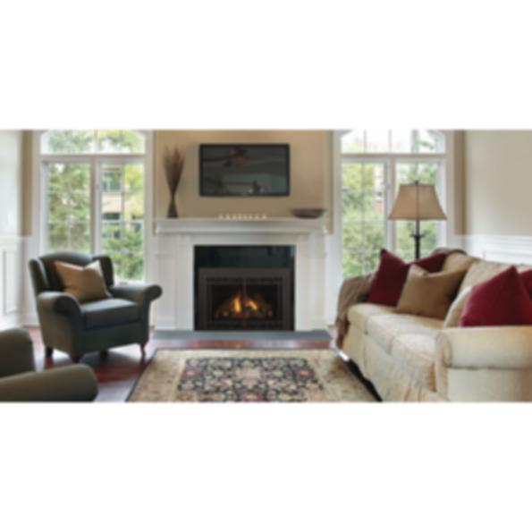NDI Gas Insert Fireplace