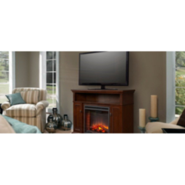 SimpliFire Cabinet Series Fireplace