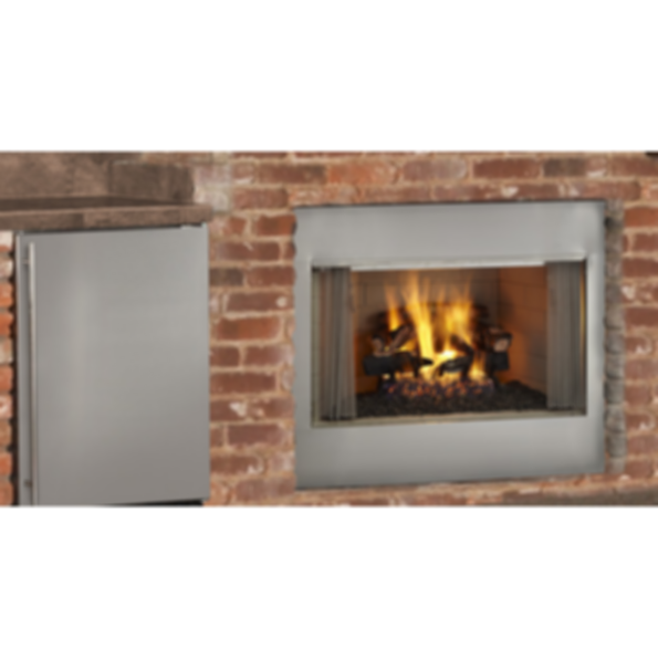 Villawood Wood Fireplace