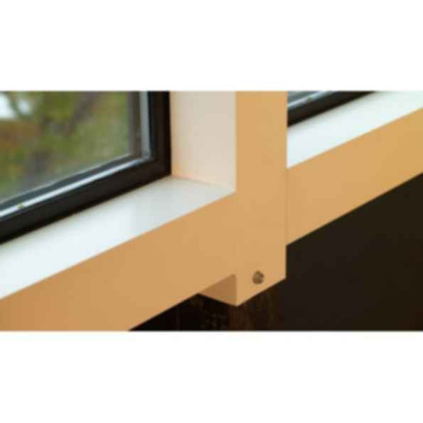 Liberty Series™ Blast Resistant Steel Windows