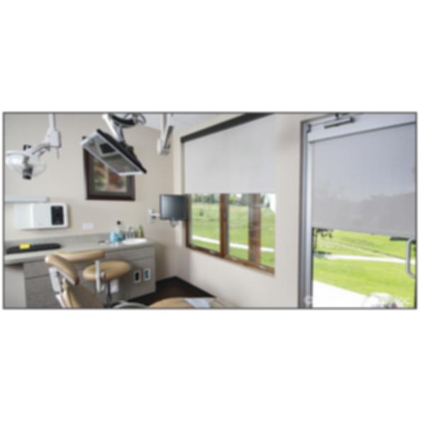 Health Care & Hospital Window Treatments - Window Shade