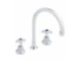 Vandal Resistant Hob Sink Set by Galvin Engineering