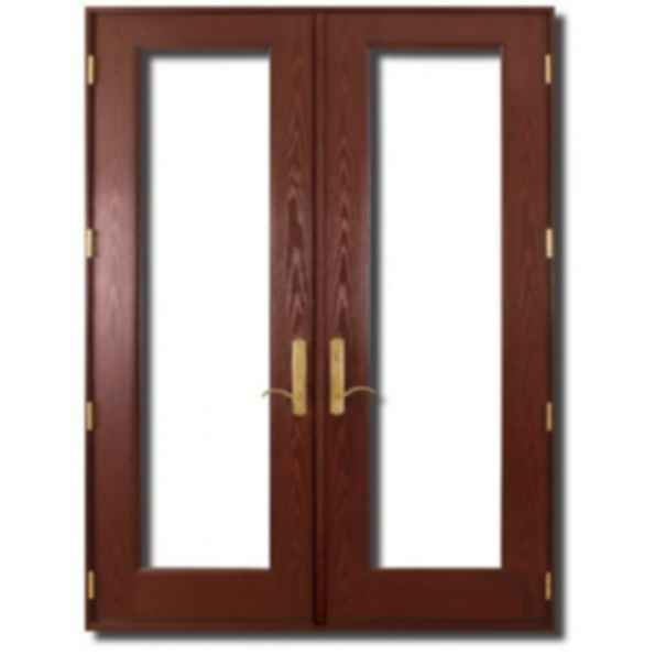 Double Hinged Patio Doors