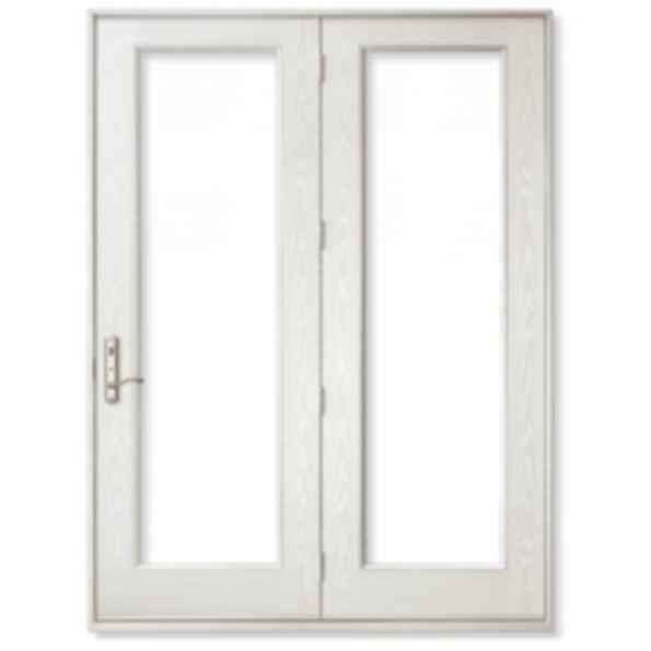 Center Hinged Patio Doors