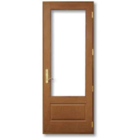 3/4 Lite Patio Doors