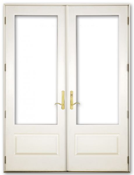 3 Panel Hinged Patio Door : Lite patio doors modlar
