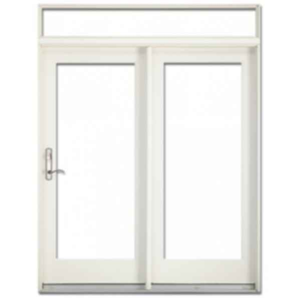Transoms Fiberglass Door