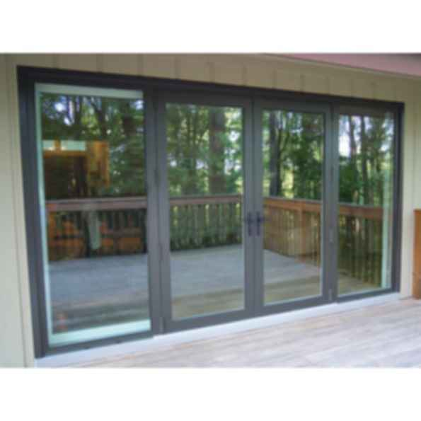 Modular Terrace and French Doors