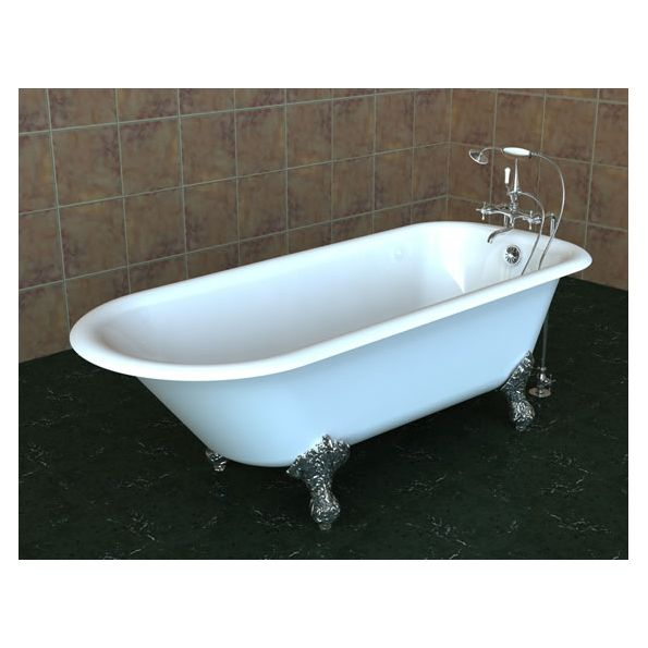 Serenade™ Roll Top Bath - FP-663024