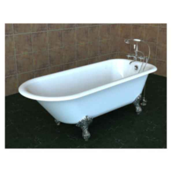Serenade™ Roll Top Bath - FP-663024