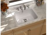 Elegante™ Single Bowl Self-Rimming Kitchen Sink - S-8210-1