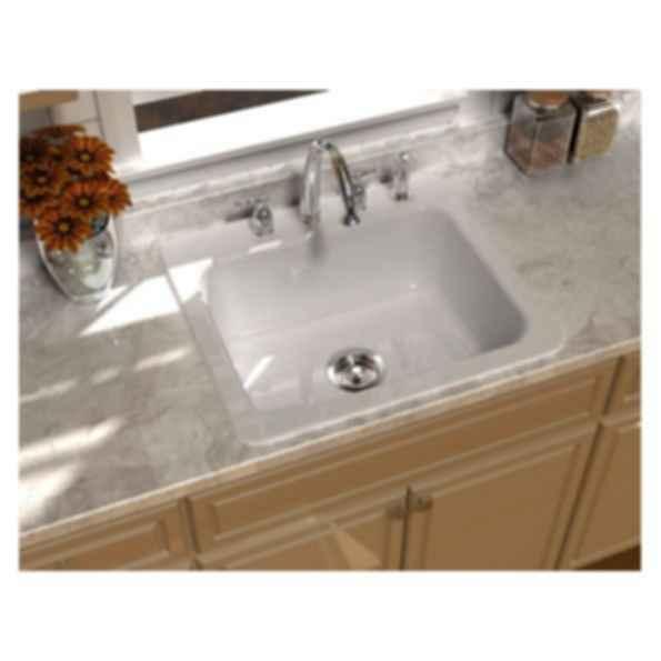 Elegante™ Single Bowl Self-Rimming Kitchen Sink - S-8210-1