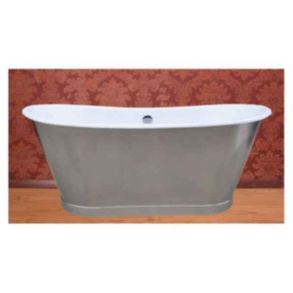 Virtuoso™ Dual Slipper Pedestal Bath - FV-672729-CIS6