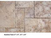Versailles Travertine Floor Tile