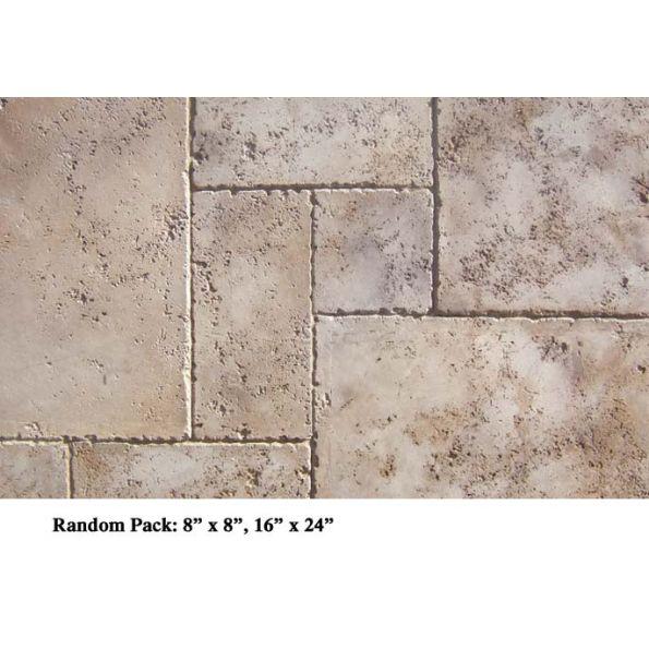Versailles Travertine Floor Tile Modlar