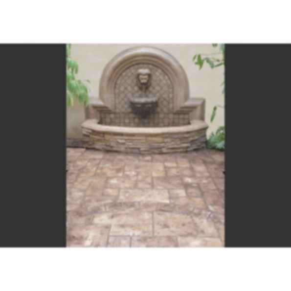 Versailles Travertine Floor Tile