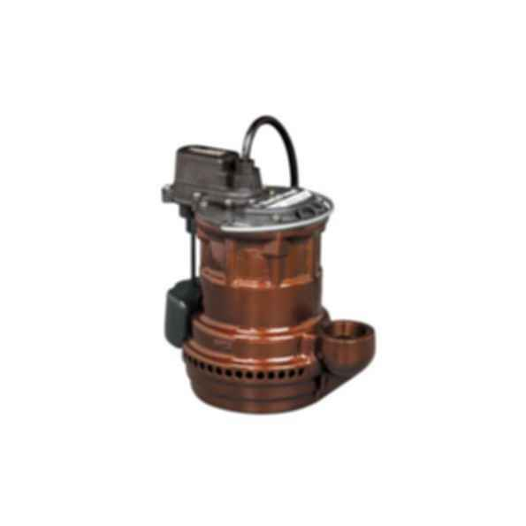 240-Series 1/4 hp Cast Iron Submersible Sump Pump