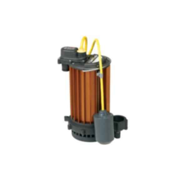 HT450-Series 1/2 hp High Temp Submersible Sump Pump