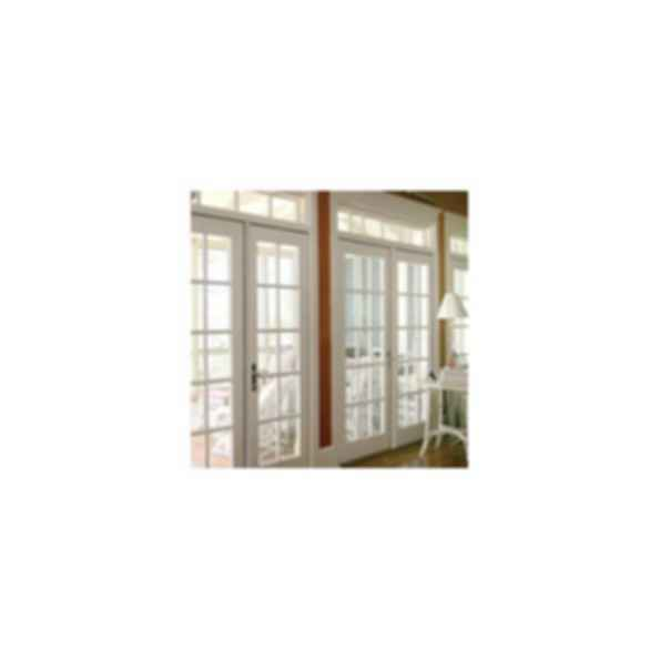 Out-swing patio doors