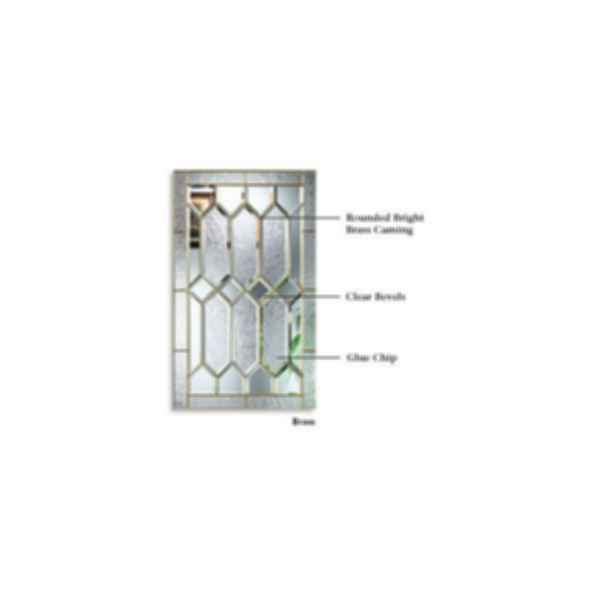 Fiberglass Entry Door Systems - Smooth Star