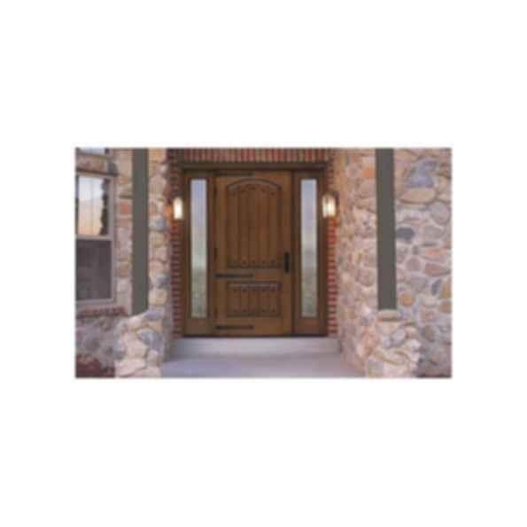 Fiberglass Entry Door Systems - Classic Craft Rustic