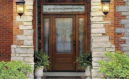 Genial Fiberglass Entry Door Systems   Classic Craft Oak   Modlar.com