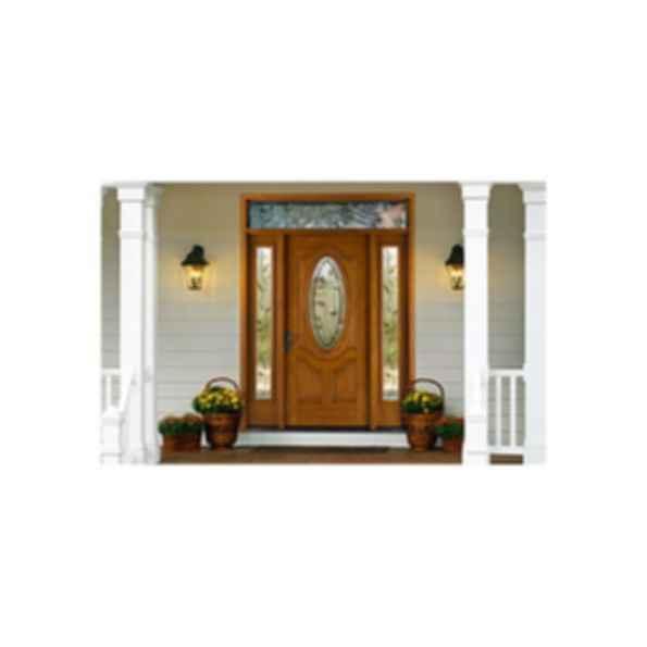 Fiberglass Entry Door Systems - Fiber Classic Oak