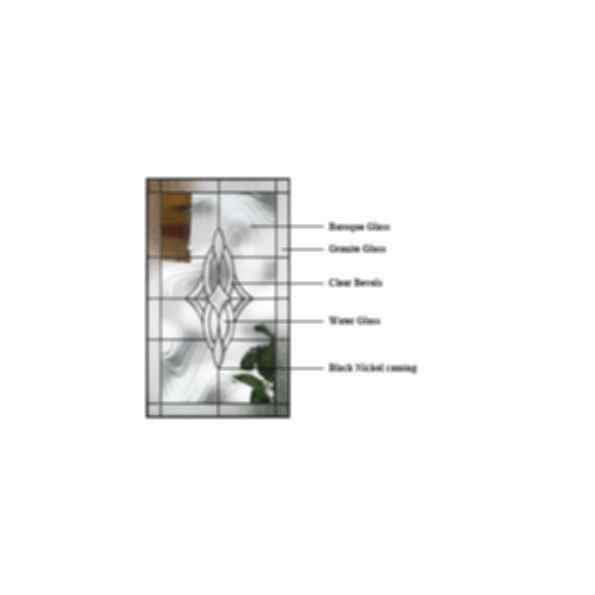 Fiberglass Entry Door Systems - Fiber Classic Mahogany