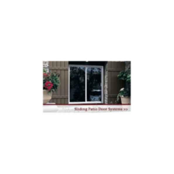 Sliding Patio Door Systems - Vinyl Patio Doors