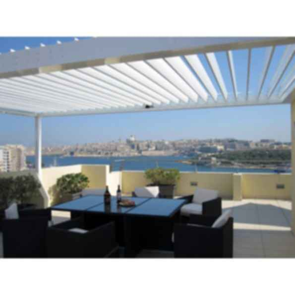 Equinox Louvered Roof system