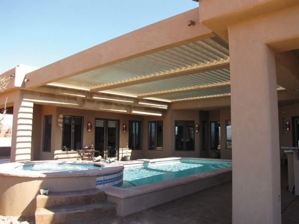 Equinox Louvered Roof System Modlar Com