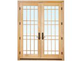 Weather Shield Hinged Patio Door