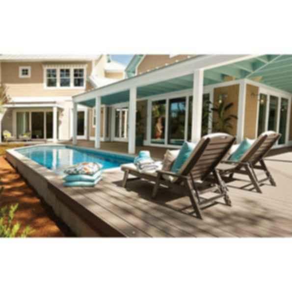 Poolside Decks
