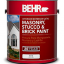 BEHR® Masonry, Stucco & Brick Paint - Satin