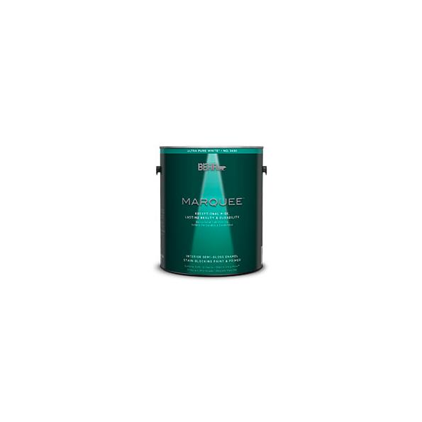 BEHR MARQUEE® Interior Semi Gloss Enamel