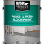 BEHR PREMIUM® Porch & Patio Floor Paint - Gloss Enamel